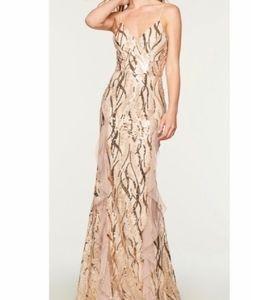 Milly Savannah Sequin Gown SZ 10 NWT 750$